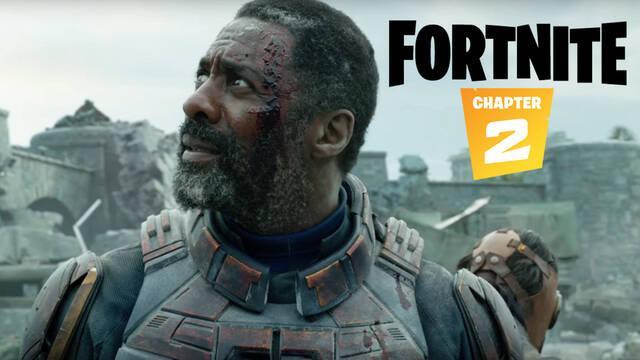 Fortnite: Llega Bloodsport, el personaje interpretado por Idris Elba en The Suicide Squad