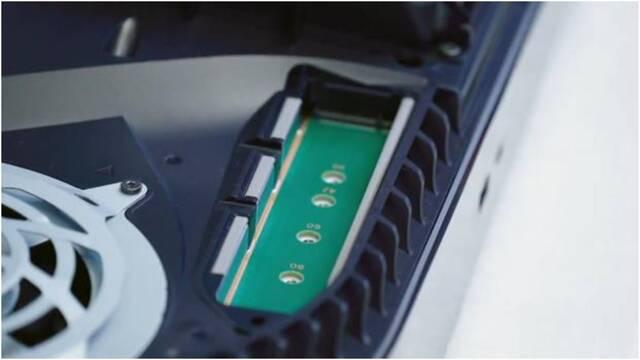Comienza la beta de la ampliación de la memoria SSD de PS5