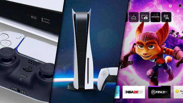 Todas las novedades del firmware beta de PS5.