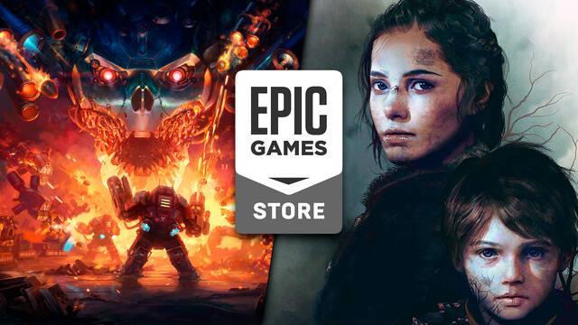 Juegos gratis de Epic Games Store.