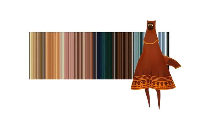 Los colores en los videojuegos