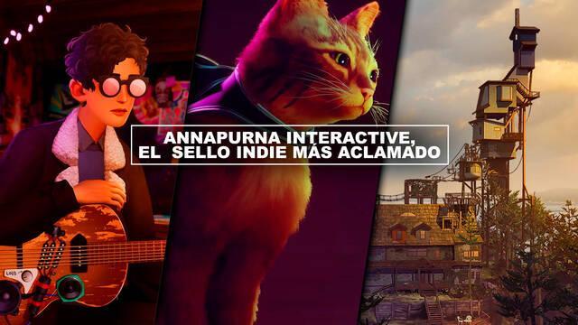 Annapurna Interactive: Pasado, presente y futuro de la editora indie más sagaz