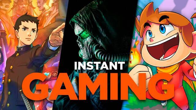 Ofertas Instant Gaming fin de semana
