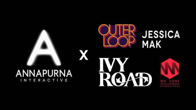 Nuevos acuerdos de colaboración de Annapurna Interactive.
