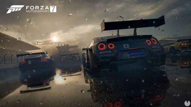 Forza Motorsport 7 y su despedida