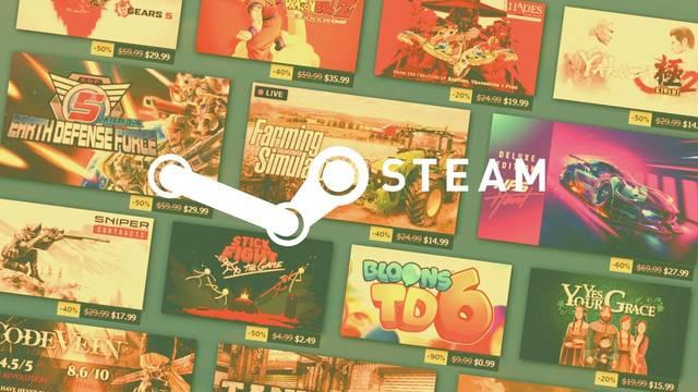 El cliente beta de Steam revela una nueva interfaz para el almacenamiento y la página de descargas
