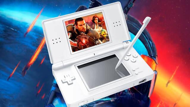 BioWare canceló un juego de Mass Effect en primera persona para Nintendo DS
