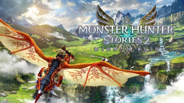 Monster Hunter Stories 2: Wings of Ruin confirma sus planes de contenido postlanzamiento