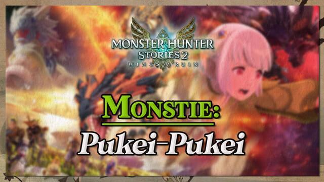 Pukei-Pukei en Monster Hunter Stories 2: cómo cazarlo y recompensas