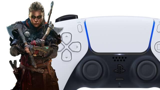Assassins Creed Valhalla PC DualSense