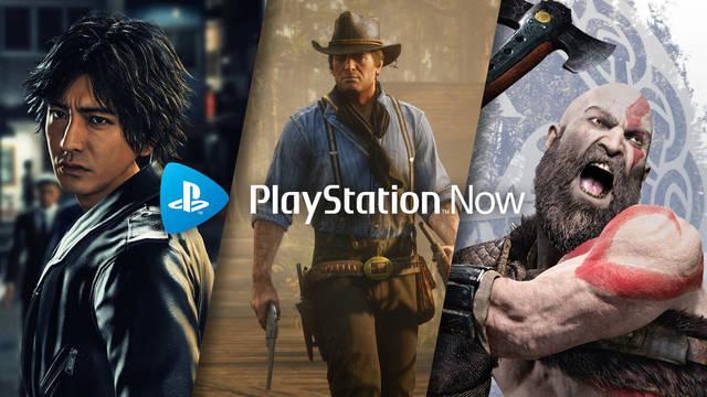 Juegos de PS Now de julio de 2021.