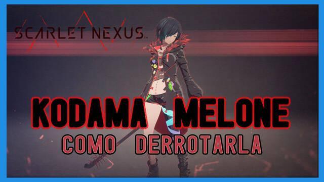 Kodama Melone en Scarlet Nexus: cómo derrotarlo, tips y estrategias
