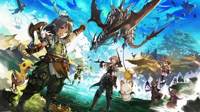 Final Fantasy 14 y sus jugadores simultáneos