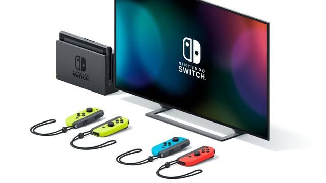 Nintendo Switch actualización 12.1.0