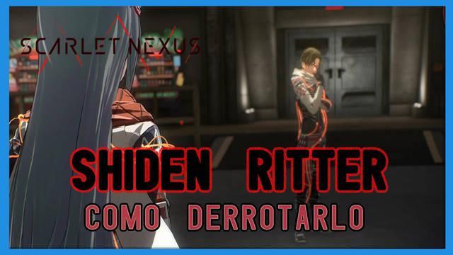 Shiden Ritter en Scarlet Nexus: cómo derrotarlo, tips y estrategias