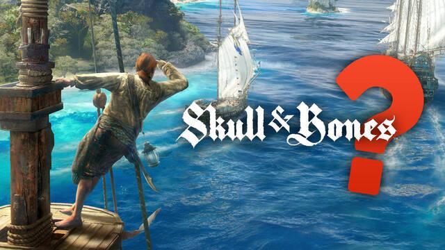 Skull and Bones se anunció hace cuatro años, ¿cuál es su estado actual?