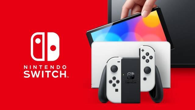 La nueva Switch OLED no tendrá más potencia que la original.
