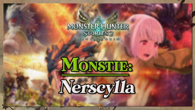 Nerscylla en Monster Hunter Stories 2: cómo cazarlo y recompensas