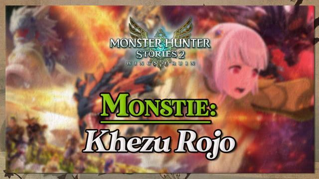 Khezu Rojo en Monster Hunter Stories 2: cómo cazarlo y recompensas