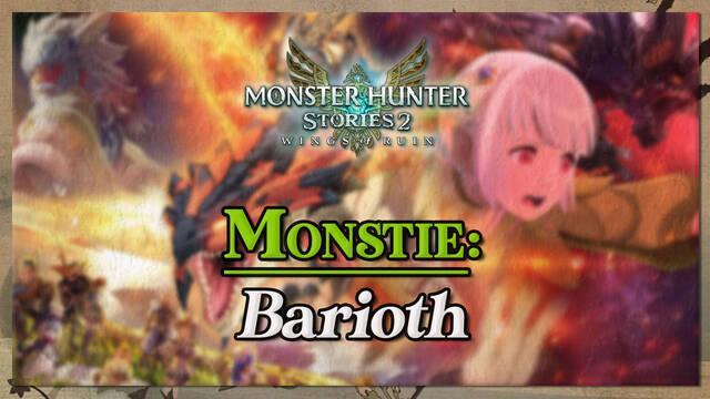 Barioth en Monster Hunter Stories 2: cómo cazarlo y recompensas