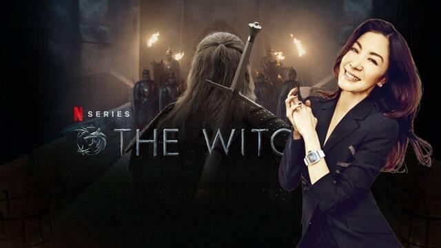 The Witcher: Blood Origin ficha a Michelle Yeoh