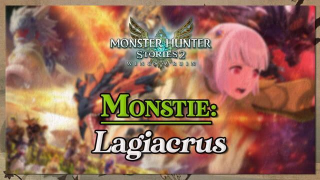 Lagiacrus en Monster Hunter Stories 2: cómo cazarlo y recompensas
