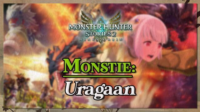 Uragaan en Monster Hunter Stories 2: cómo cazarlo y recompensas