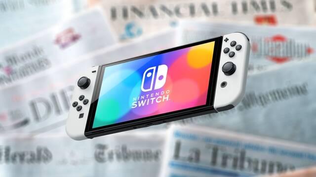 Nintendo Switch Pro OLED rumores