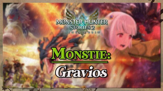 Gravios en Monster Hunter Stories 2: cómo cazarlo y recompensas