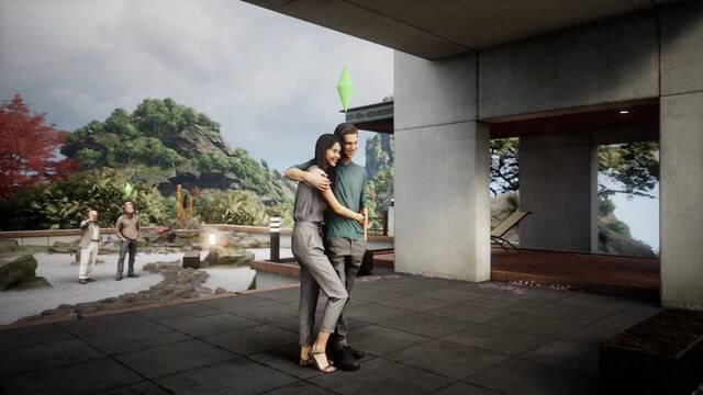 Así de inquietante luciría un futuro Los Sims 5 si fuera desarrollado con Unreal Engine 5