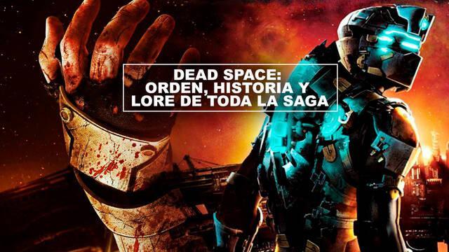 Dead Space: orden, historia y lore de toda la saga