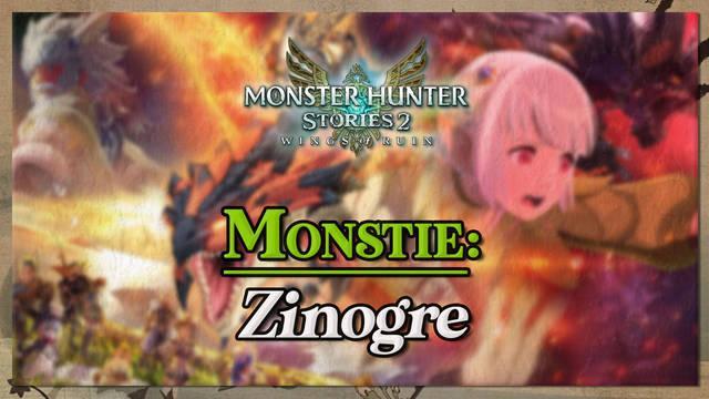 Zinogre en Monster Hunter Stories 2: cómo cazarlo y recompensas