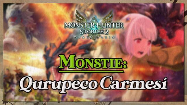 Qurupeco Carmesí en Monster Hunter Stories 2: cómo cazarlo y recompensas