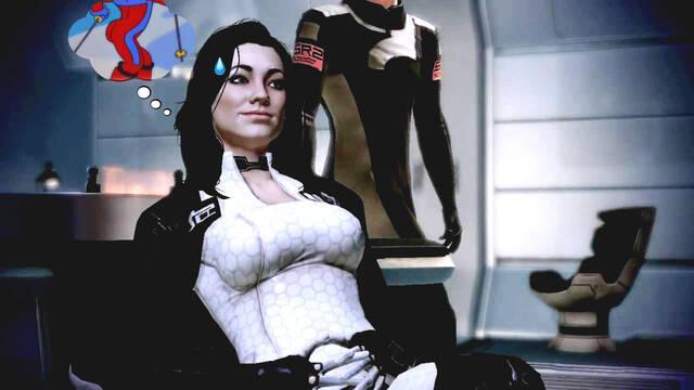 Un modder vuelve a incluir los planos de los culos en Mass Effect