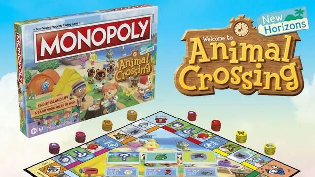 Monopoly Animal Crossing precio fecha