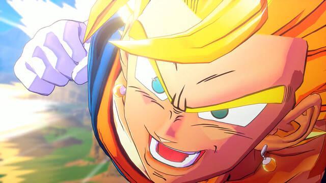 Dragon Ball Z: Kakarot Switch Gameplay
