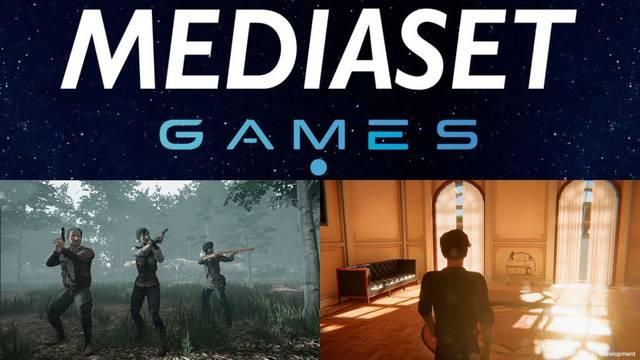 Mediaset Games presentación primeros juegos