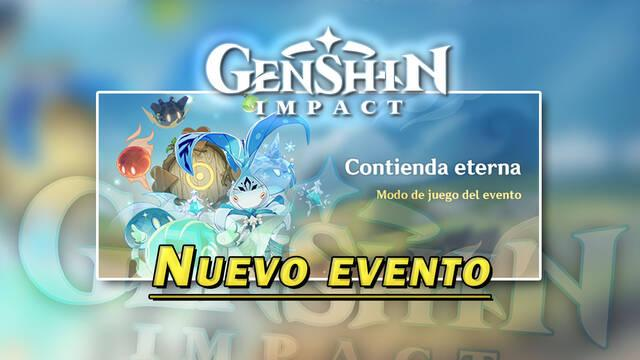 Genshin Impact - Todos los detalles del evento Contienda eterna