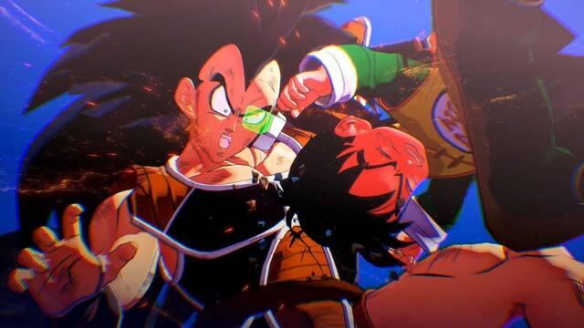 Dragon Ball Z: Kakarot muestra a Raditz y Nappa en sus nuevas imágenes