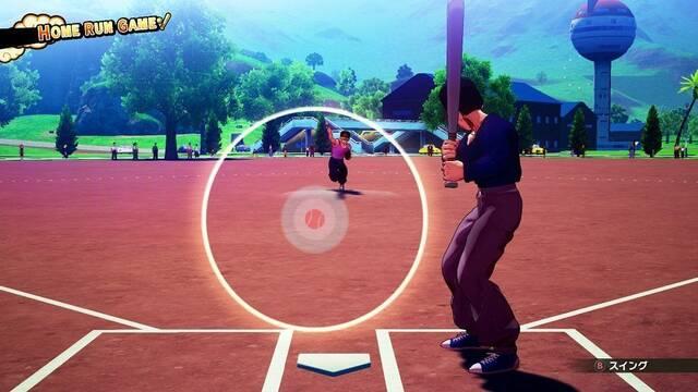 Bandai Namco nos adelanta el minijuego de béisbol de Dragon Ball Z: Kakarot