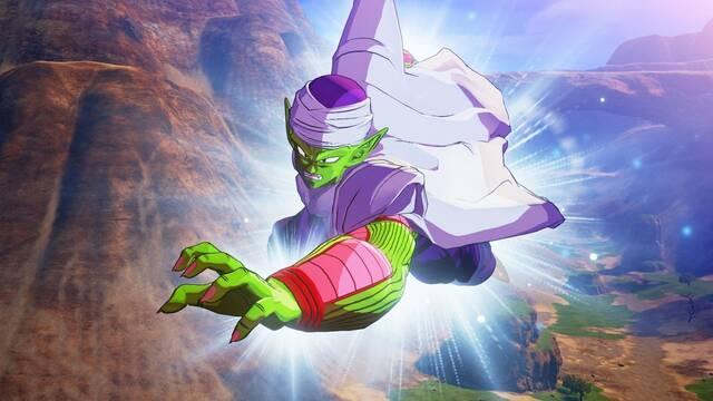 Dragon Ball Z: Kakarot muestra imágenes de sus personajes jugables: Vegeta, Piccolo y más