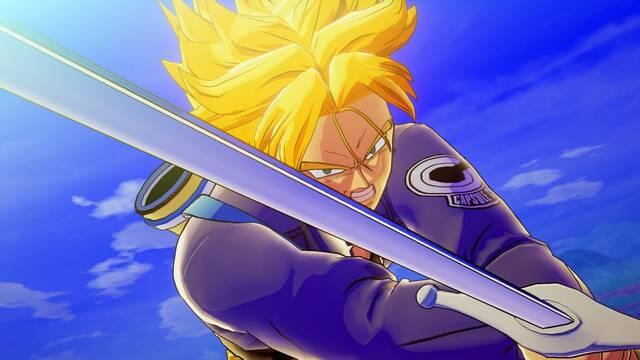 Trunks se presenta en Dragon Ball Z: Kakarot a través de nuevas imágenes