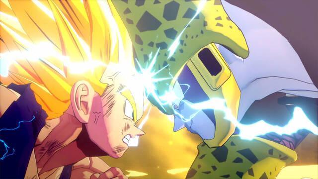 Dragon Ball Z: Kakarot muestra todo su arco argumental en un nuevo tráiler