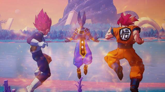 Dragon Ball Z Kakarot Fecha de lanzamiento primer DLC