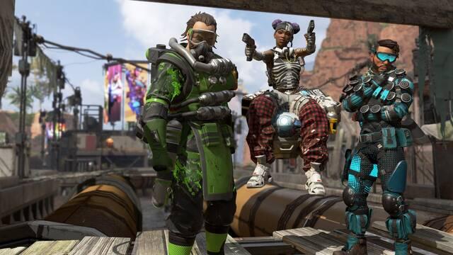 Apex Legends podría expandirse en un futuro más allá de los battle royale
