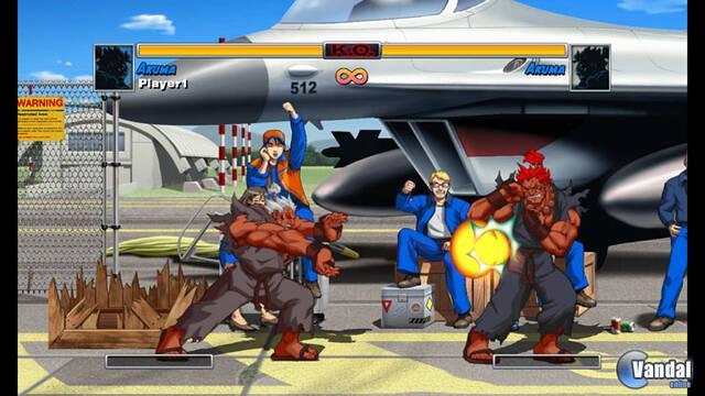 Captivate: Nuevas imágenes del regreso de Street Fighter II en alta definición