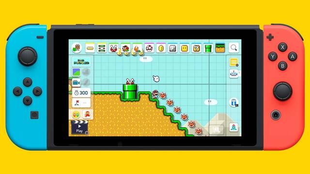 Super Mario Maker 2 ya tiene más de 5 millones de niveles diferentes