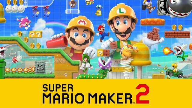 Super Mario Maker 2 es el juego más vendido de la semana en Japón