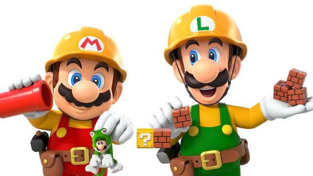 Cómo desbloquear la Superbola y el Supermartillo en Super Mario Maker 2