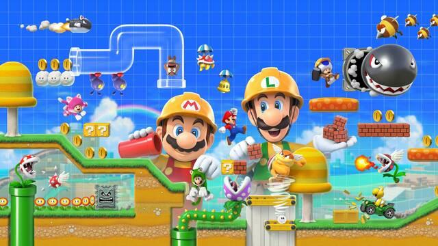 Switch y Super Mario Maker 2 son lo más vendido en España por tercera semana consecutiva